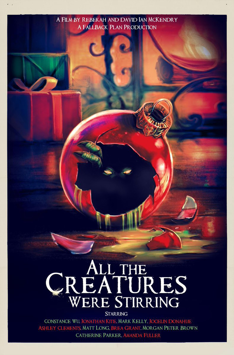 All the Creatures Were Stirring Poster #1