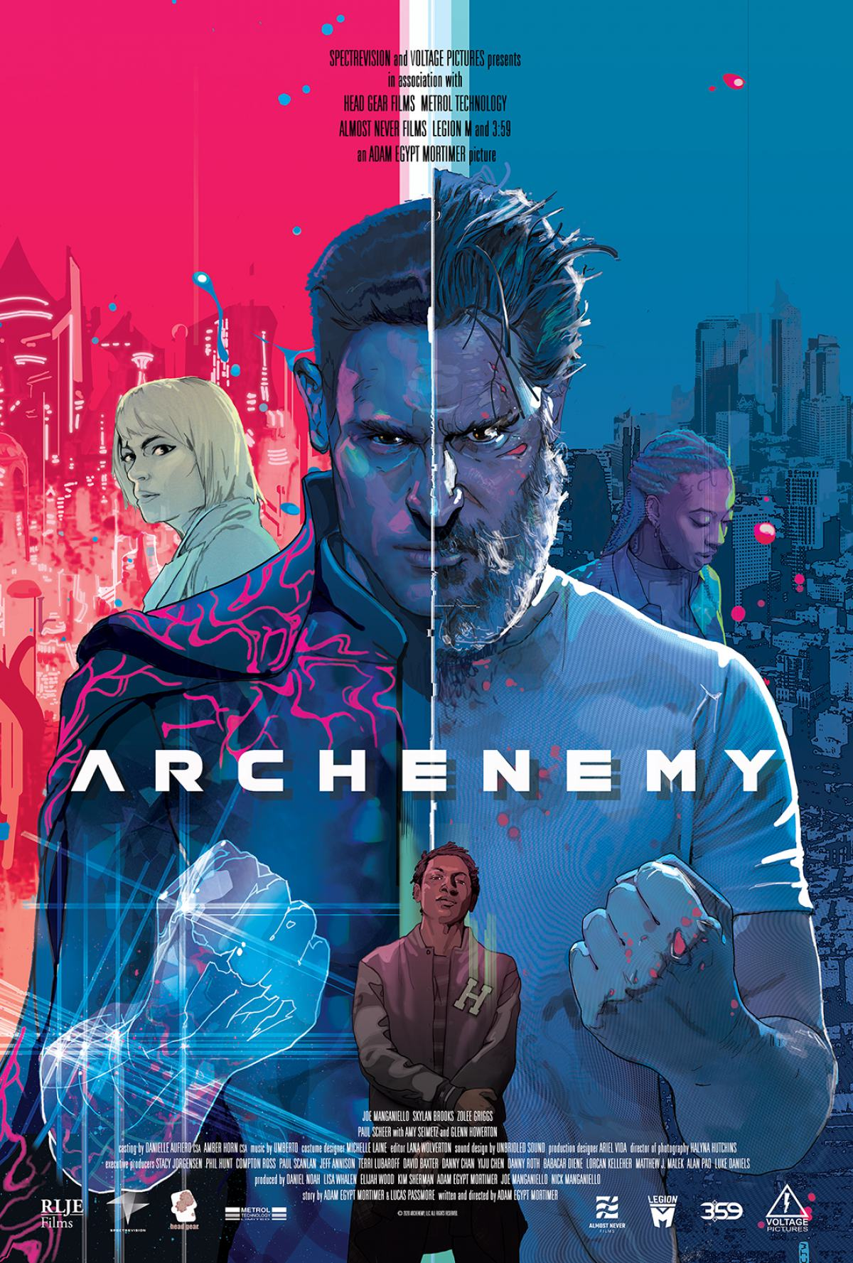 Archenemy Poster #1