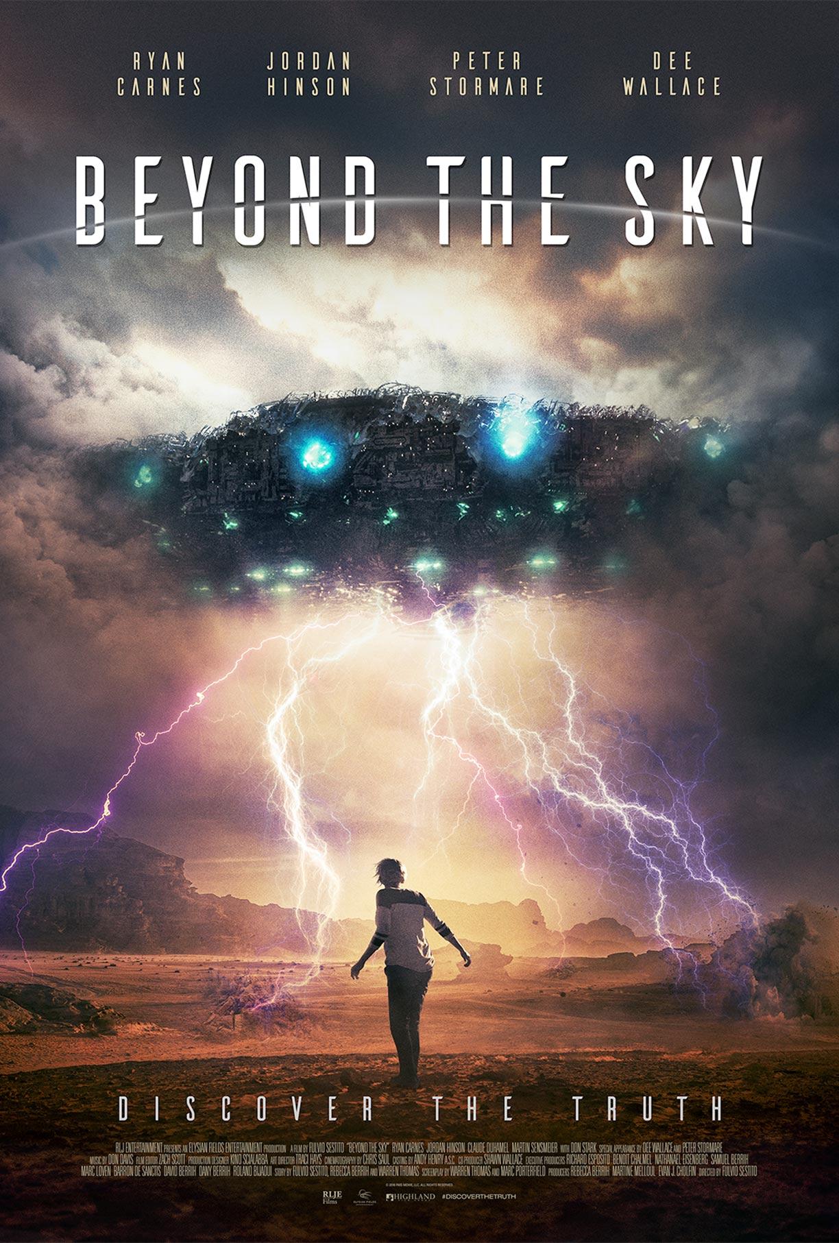 Beyond The Sky Poster #1