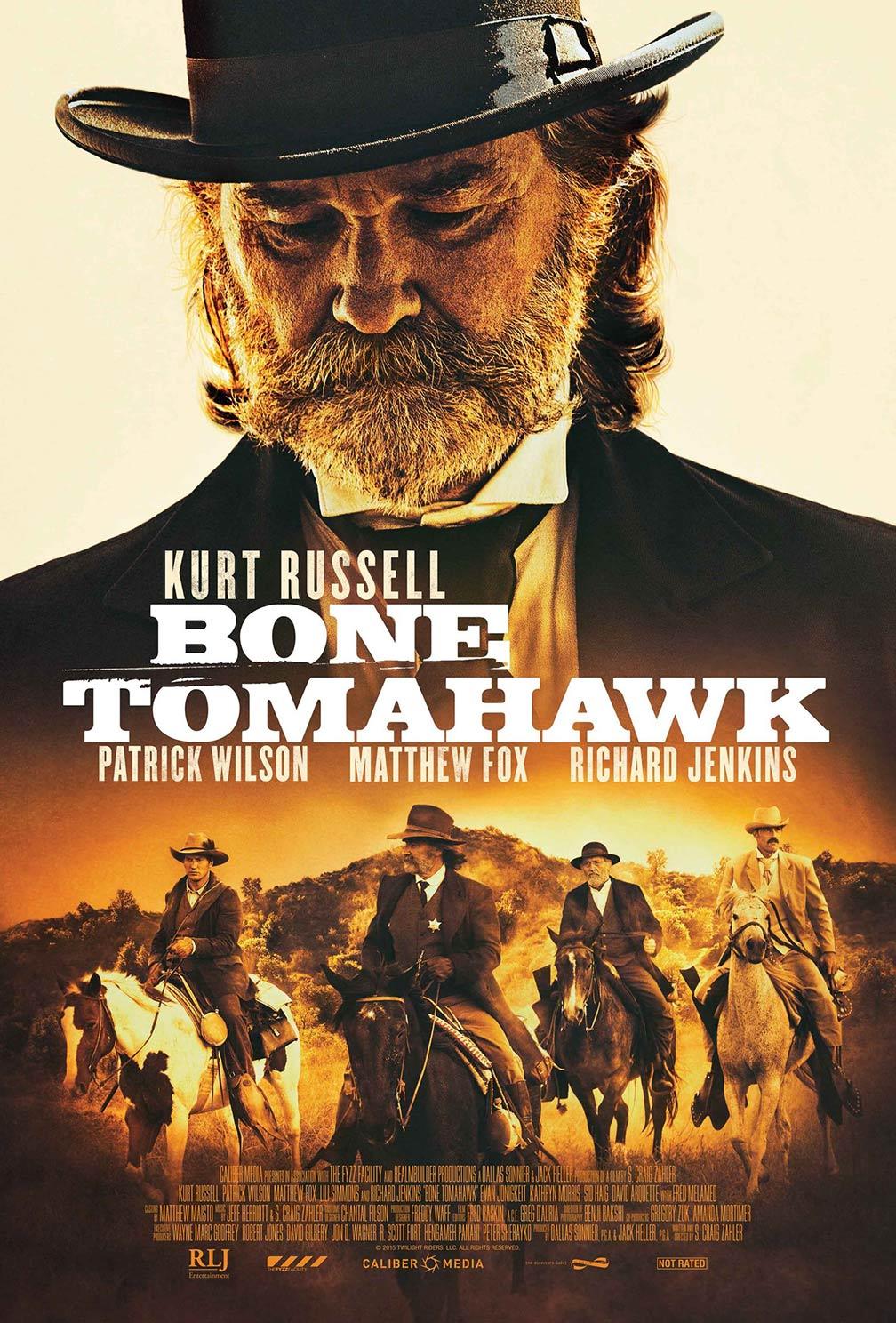 Bone Tomahawk Poster #2