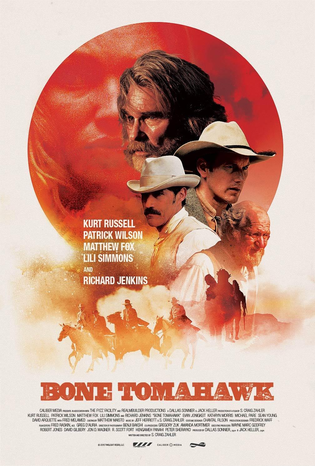 Bone Tomahawk Poster #1