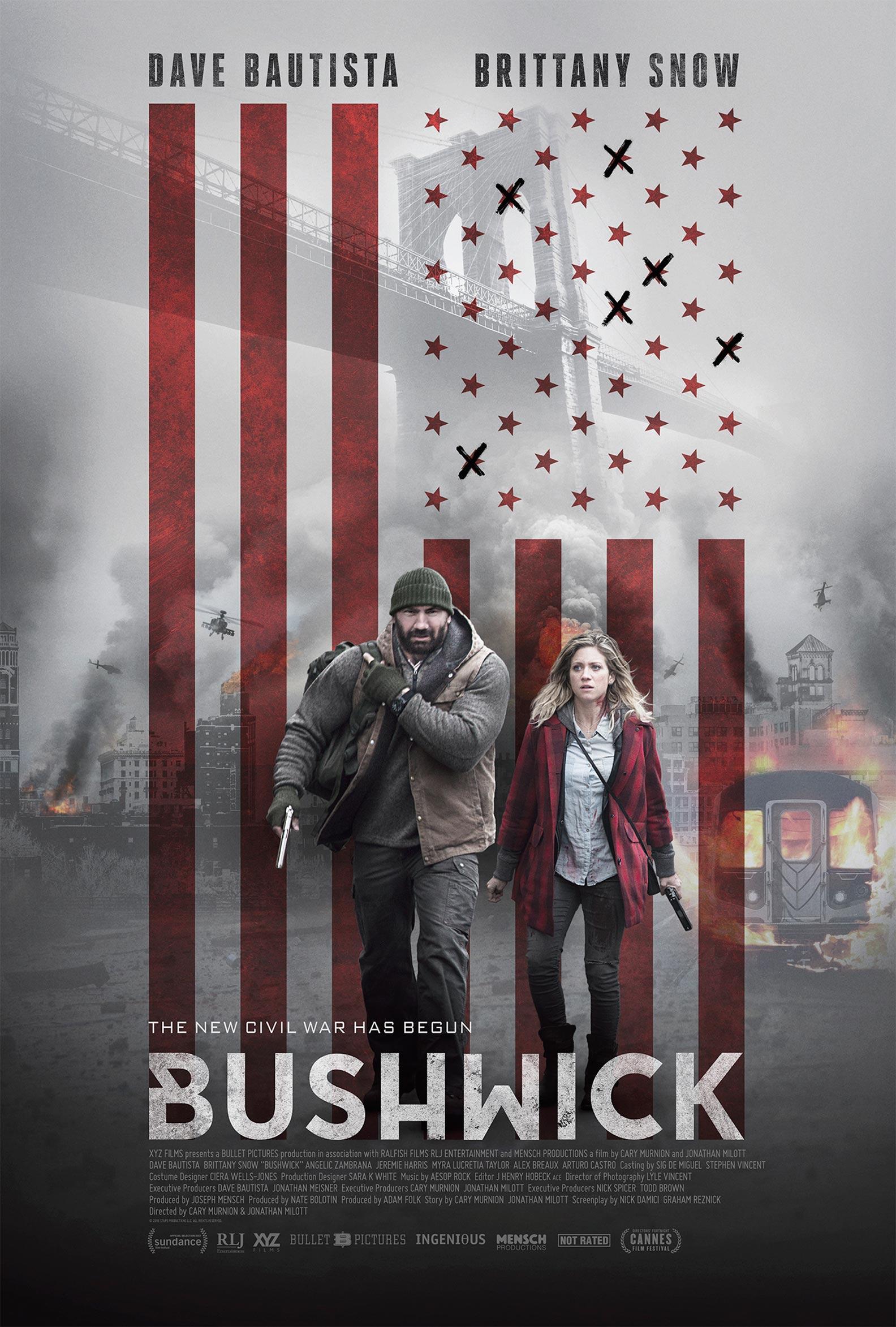 Bushwick Poster #1