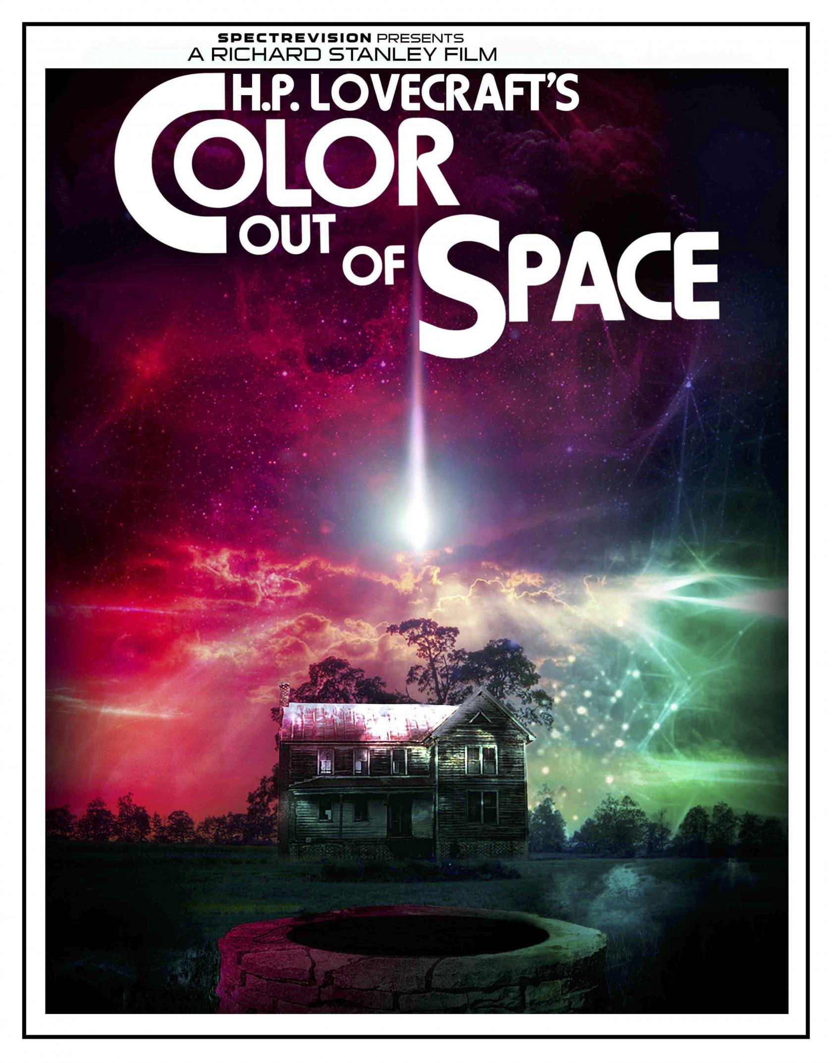 Color Out of Space Poster #1