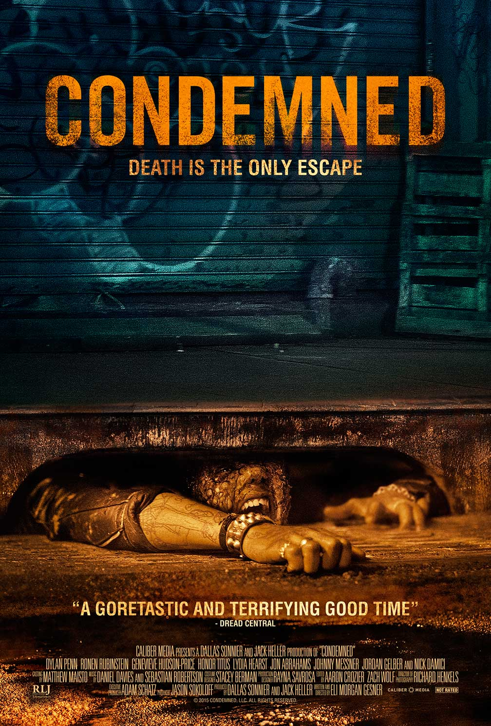 Condemned Poster #1