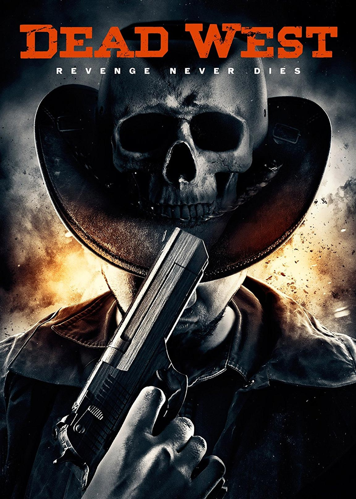 Dead West Poster #1
