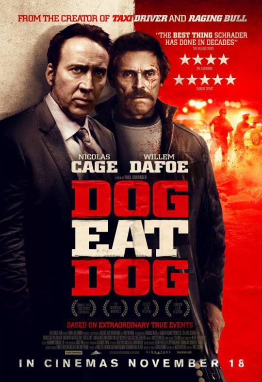 Dog Eat Dog Poster #2