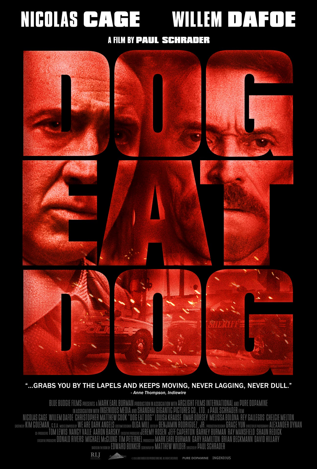 Dog Eat Dog Poster #3