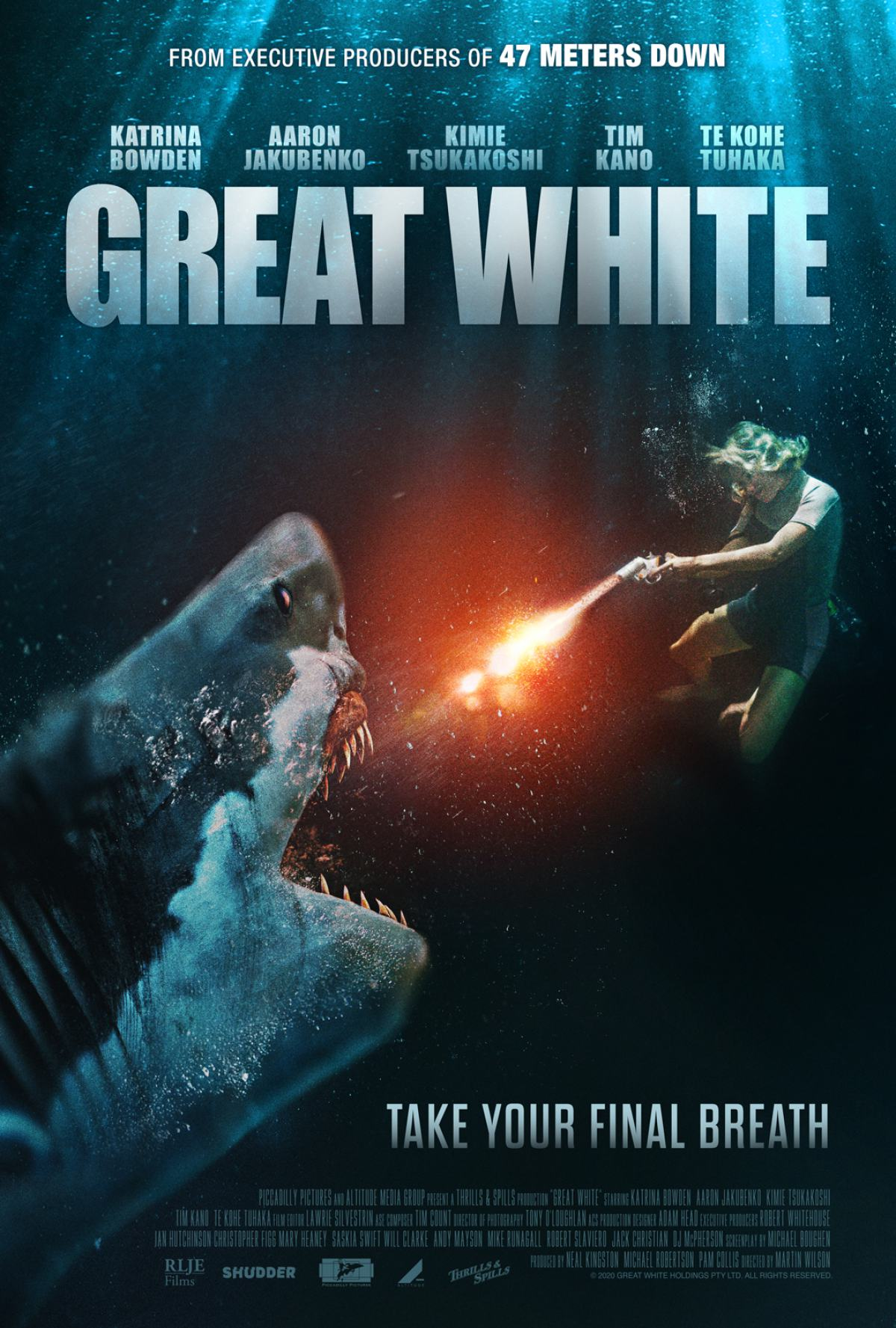 Great White Poster #1
