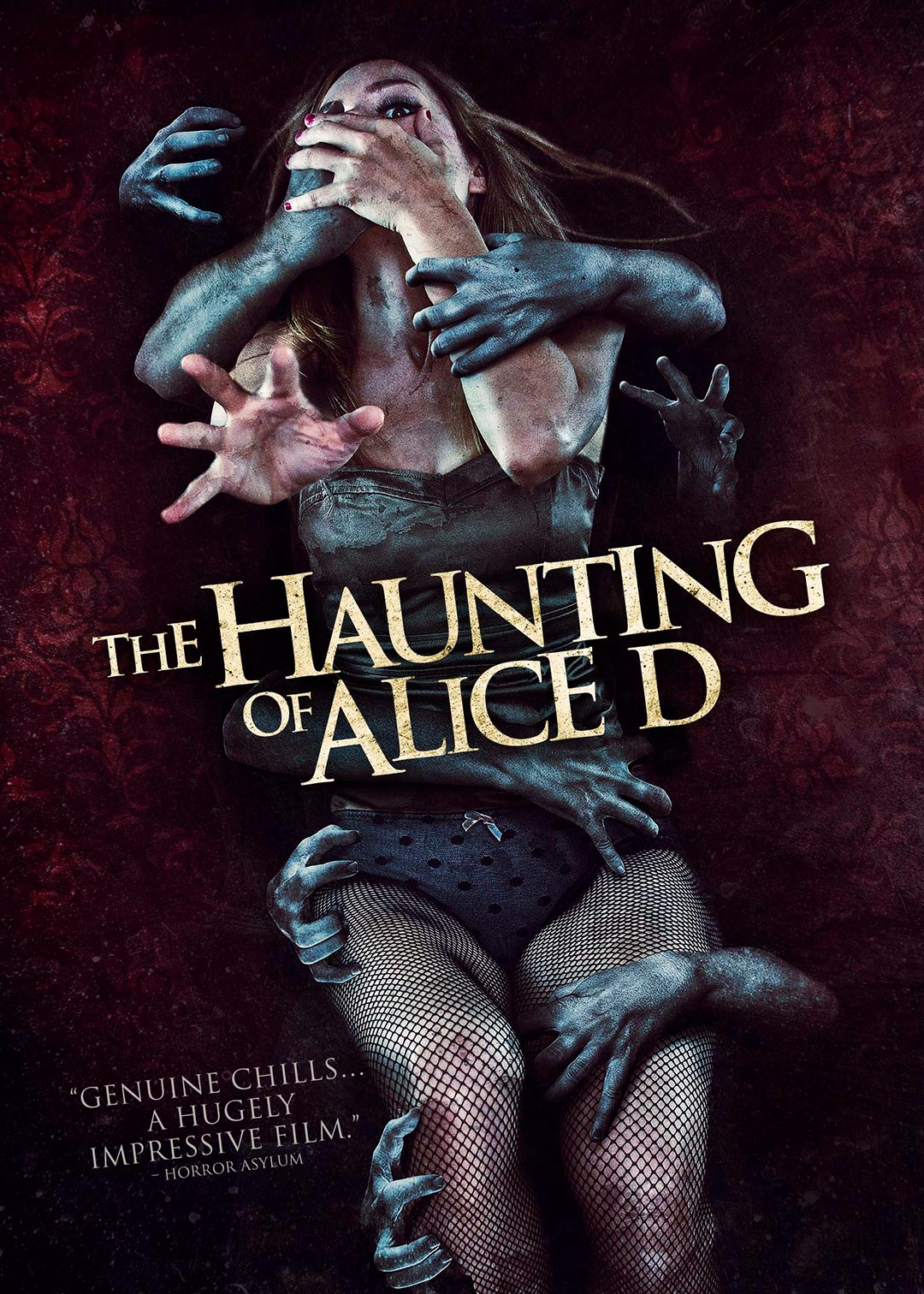 The Haunting of Alice D Poster #1