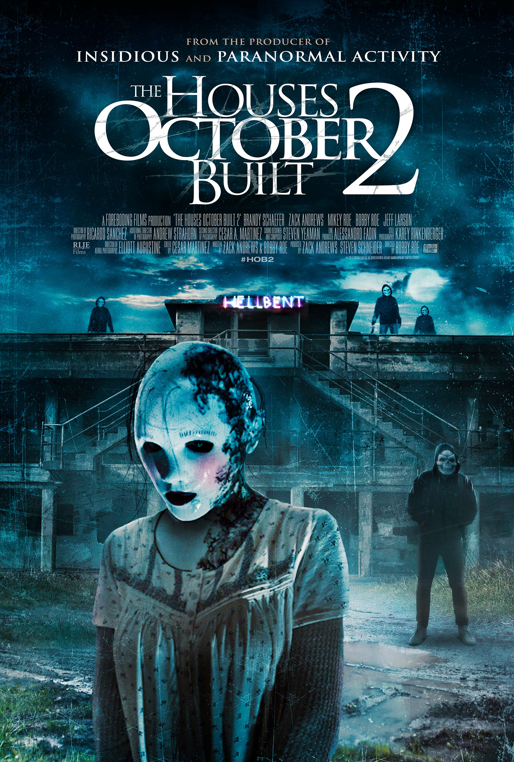 The Houses October Built 2 Poster #1