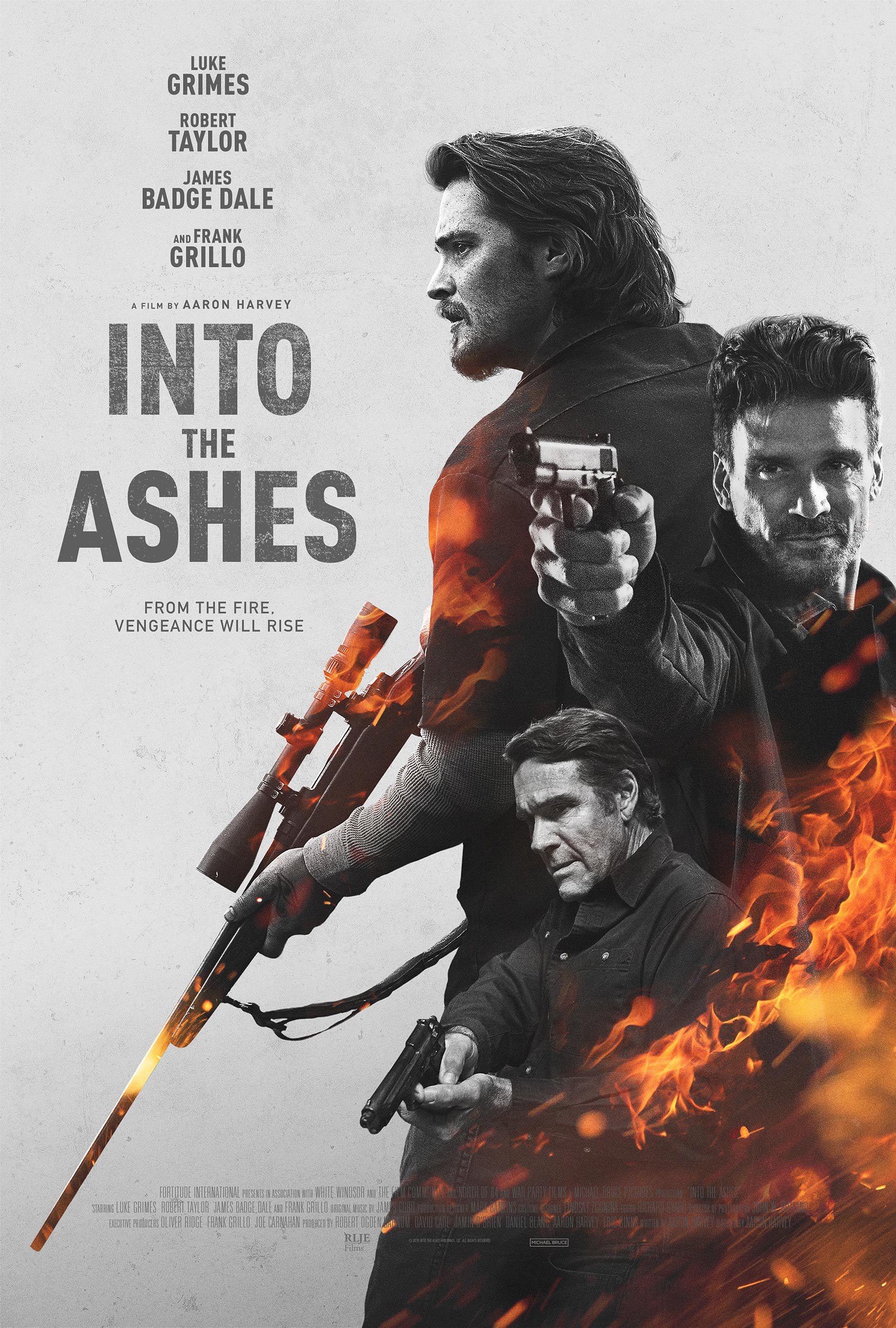 Into the Ashes Poster #1