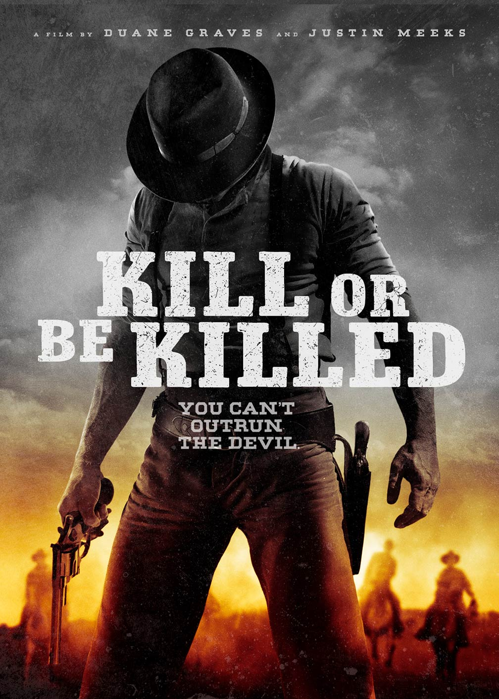 Kill or Be Killed Poster #1