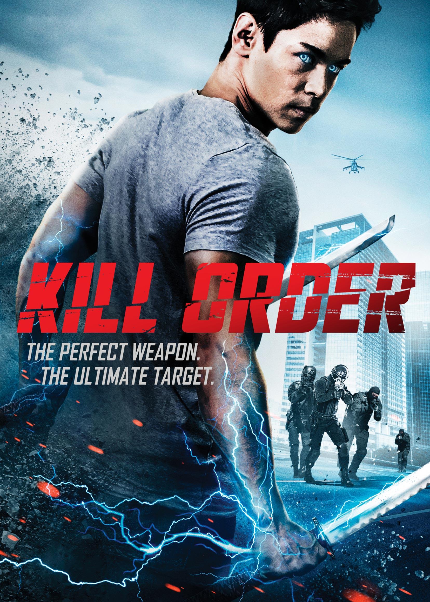 Kill Order Poster #1