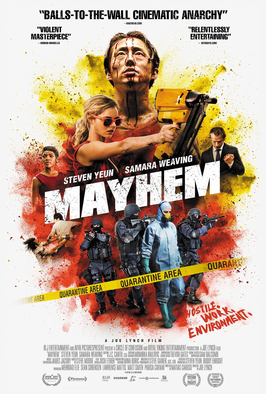 Mayhem Poster #1