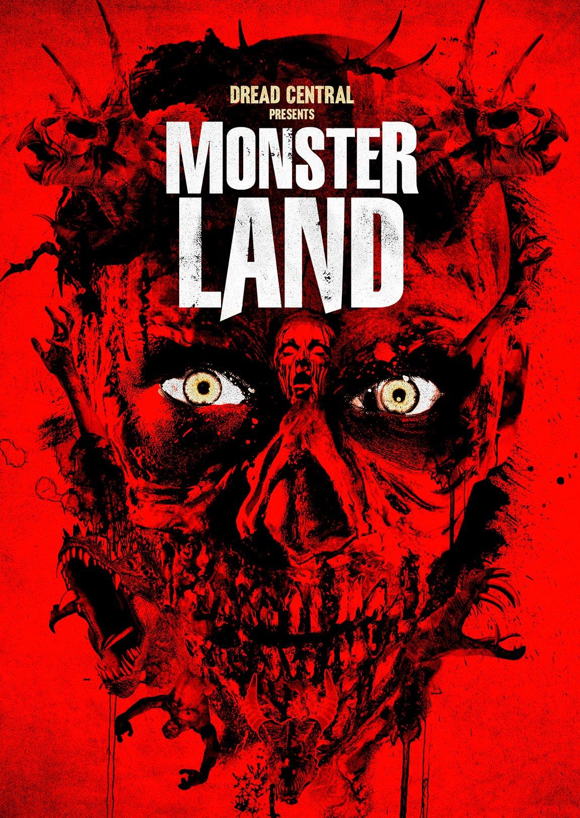 Monsterland Poster #1
