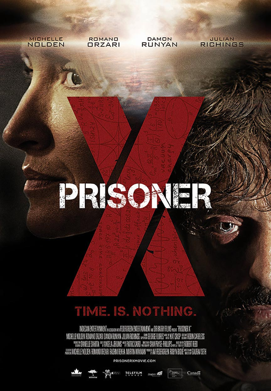 Prisoner X Poster #1