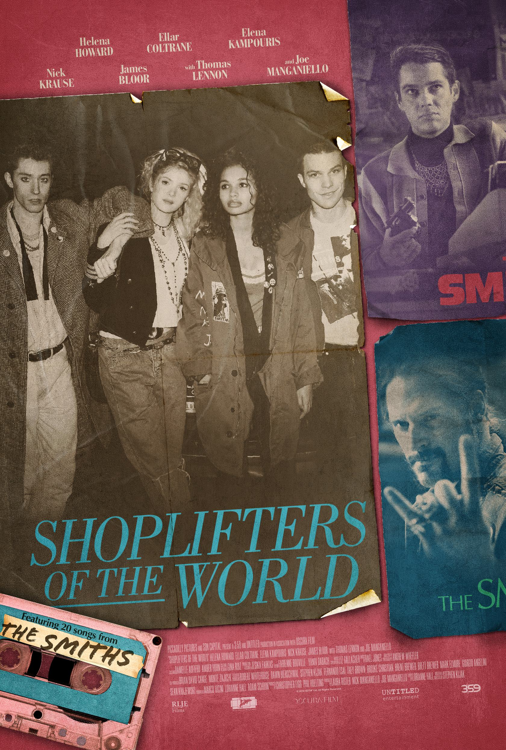 Shoplifters of the World Poster #1