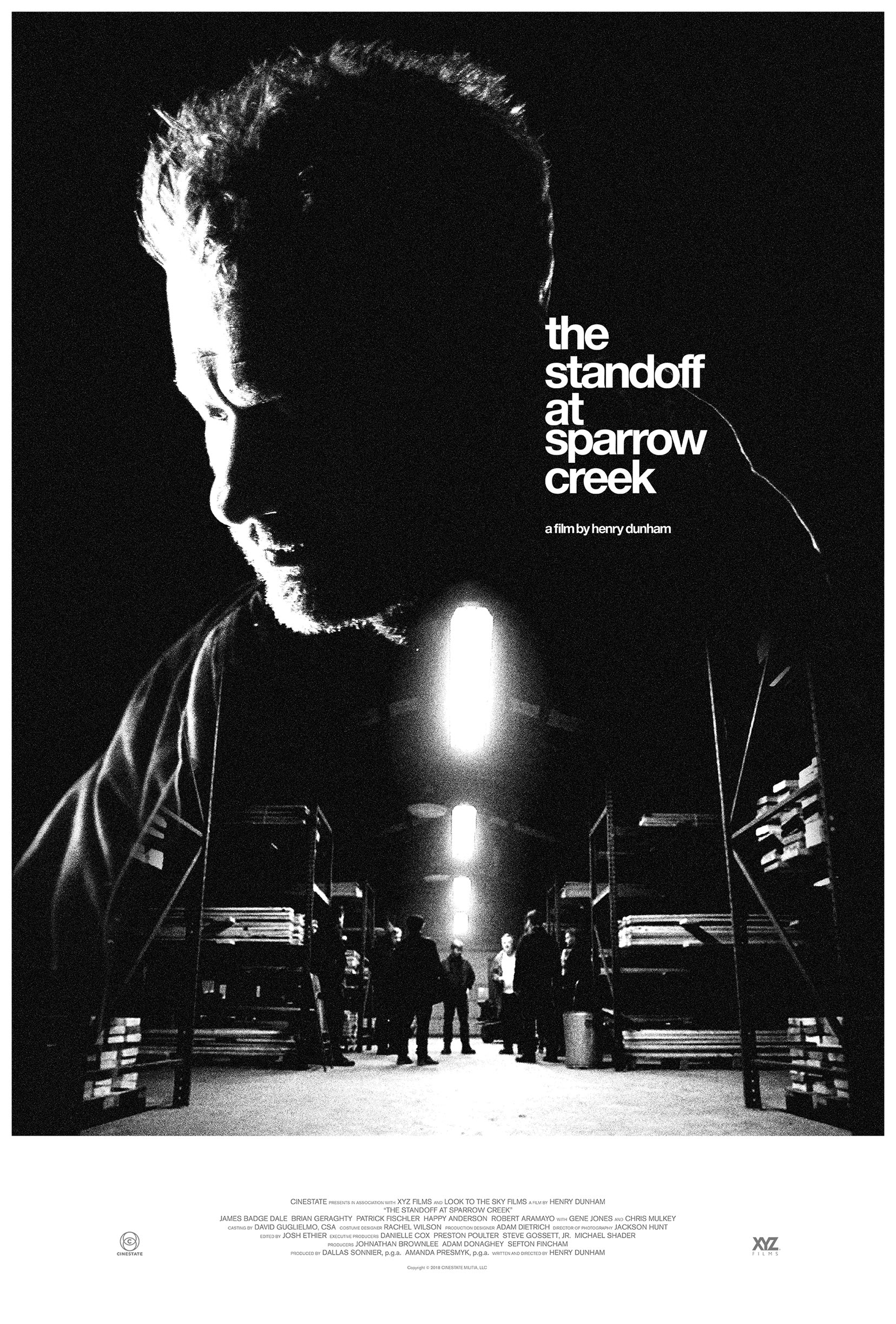The Standoff at Sparrow Creek Poster #1
