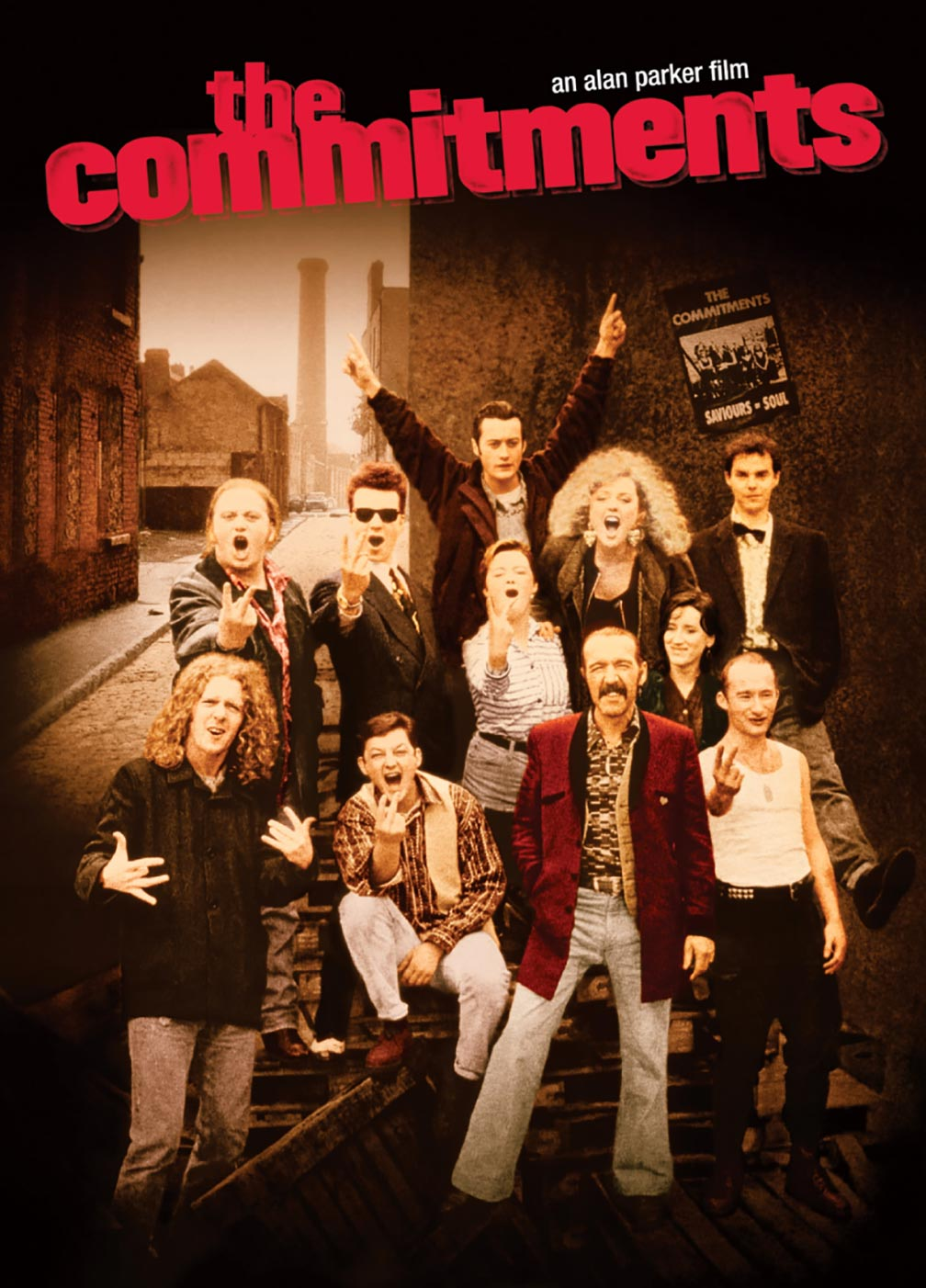 The Commitments Poster #1