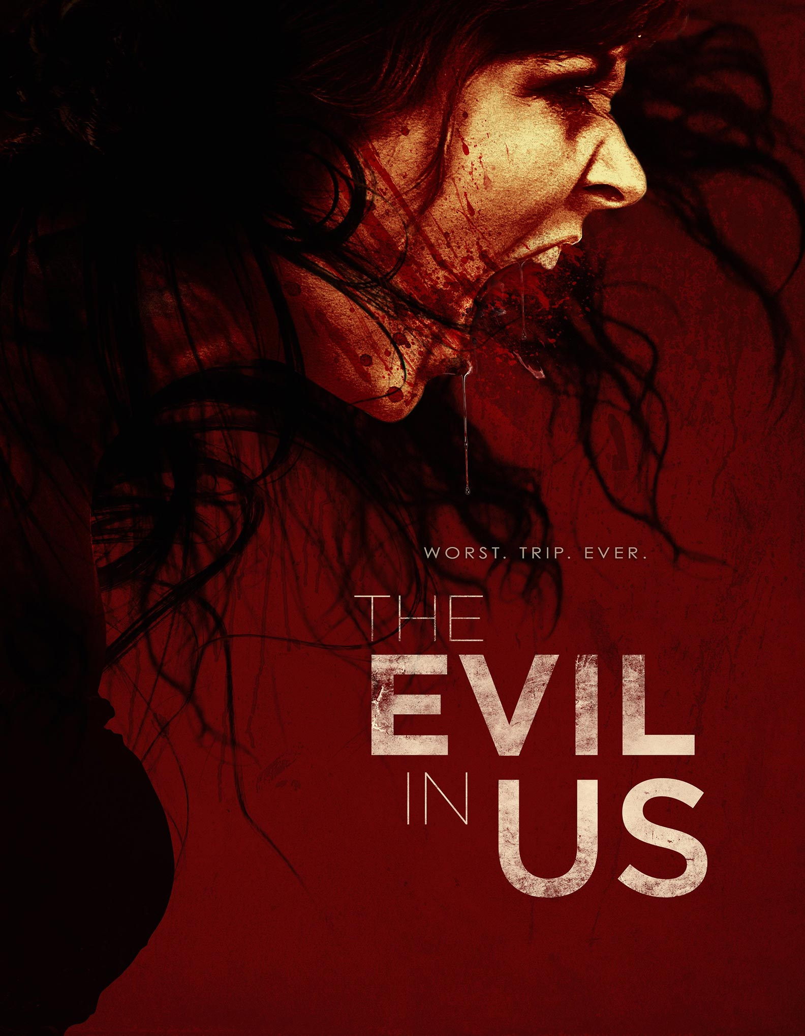 The Evil in Us Poster #1