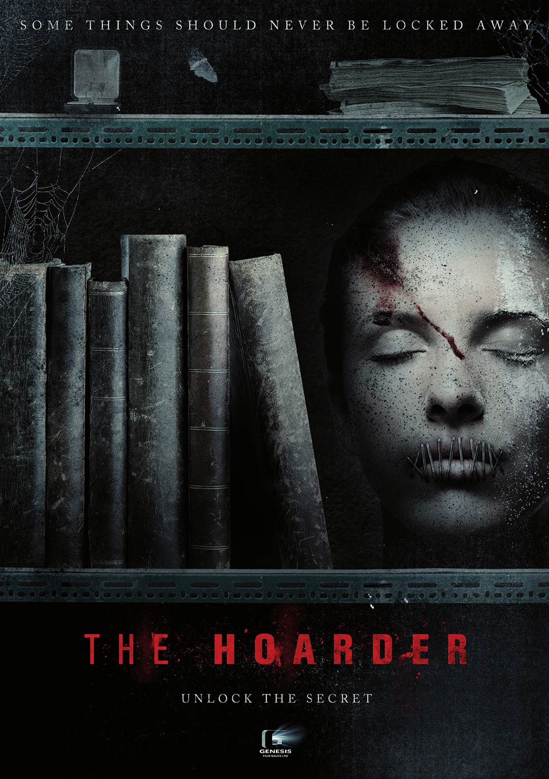 The Hoarder Poster #1