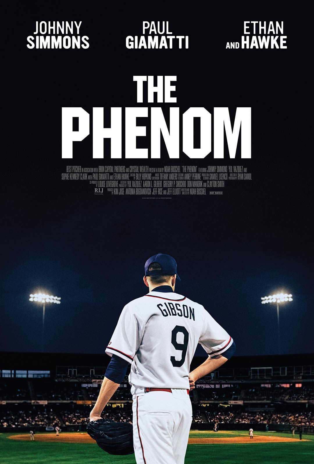 The Phenom Poster #1