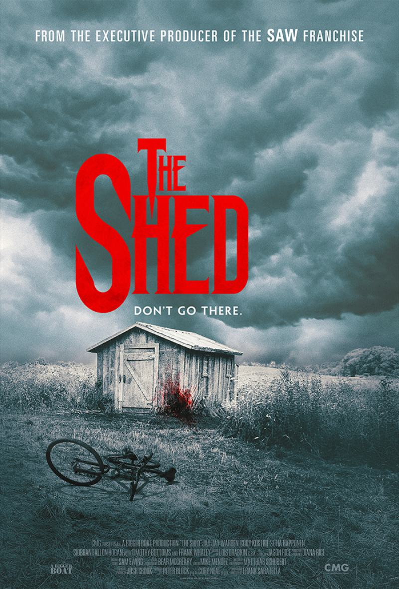 The Shed Poster #1