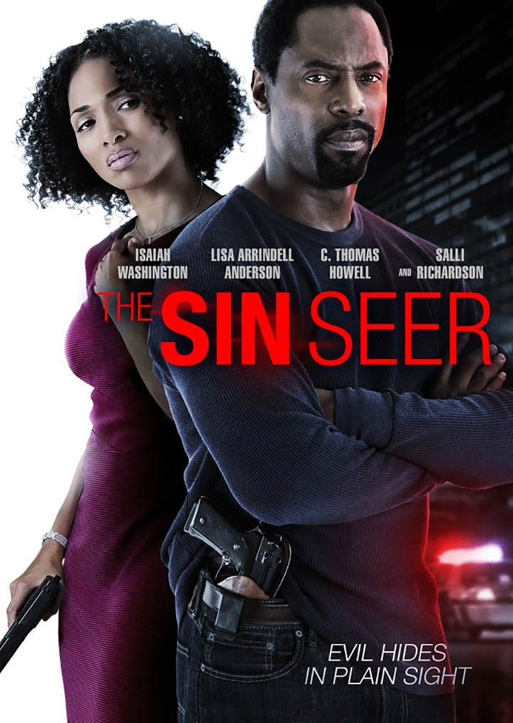 The Sin Seer Poster #1