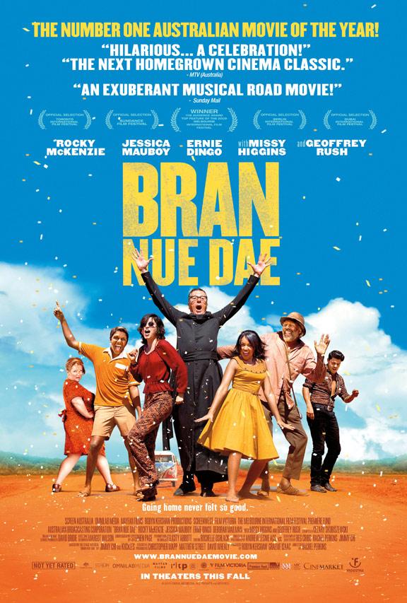 Bran Nue Dae Poster #4