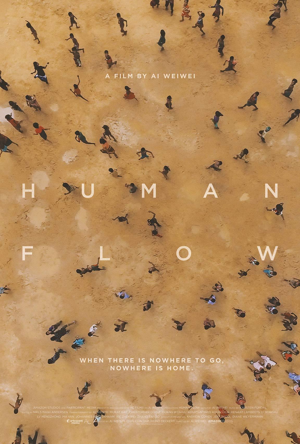 Human Flow Poster #1