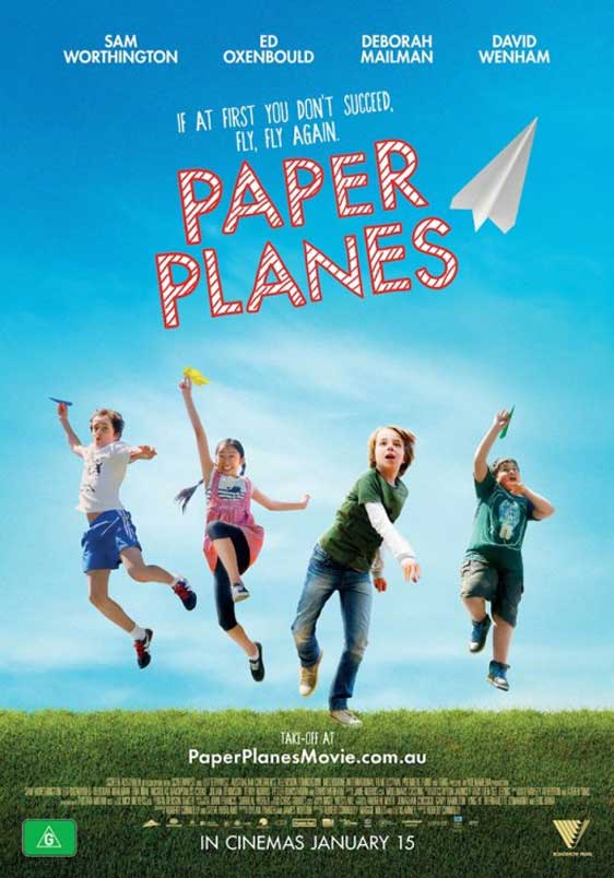 Paper Planes Poster #2