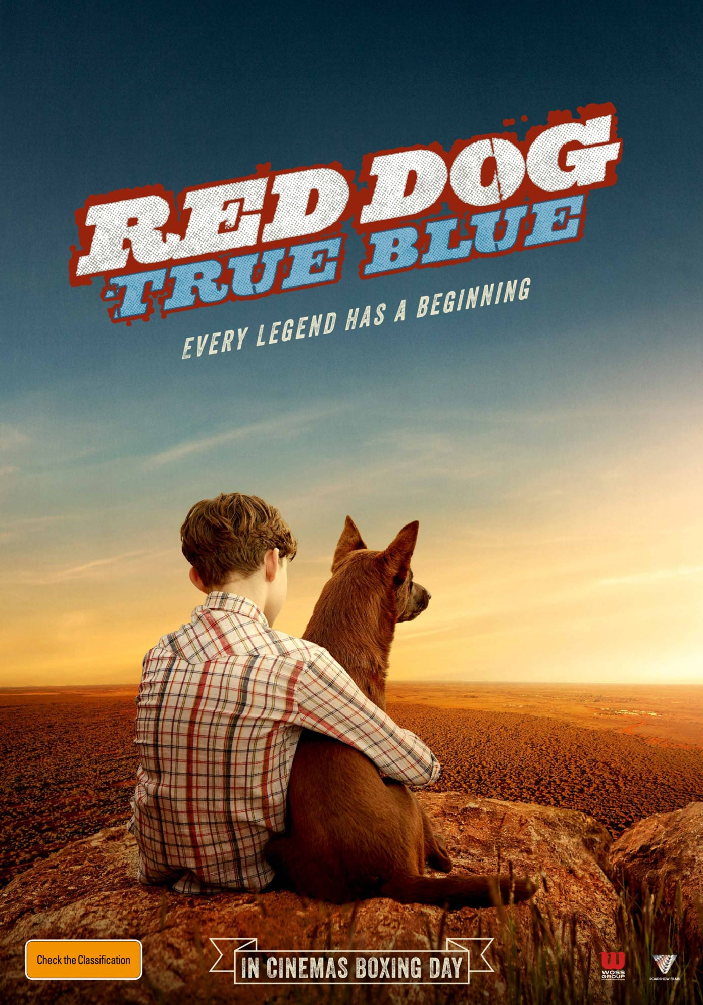 Red Dog: True Blue Poster #1