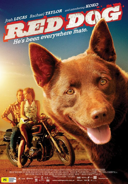 Red Dog Poster #1
