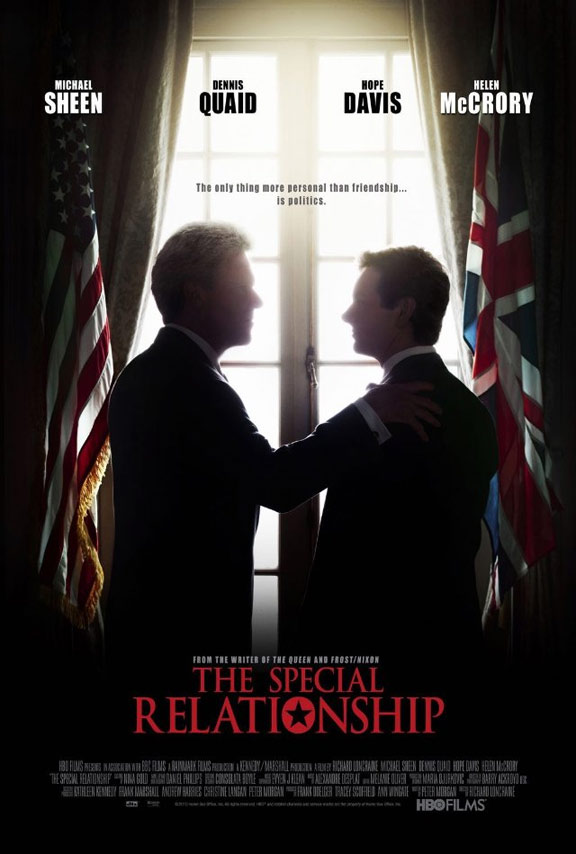 The Special Relationship Poster #1
