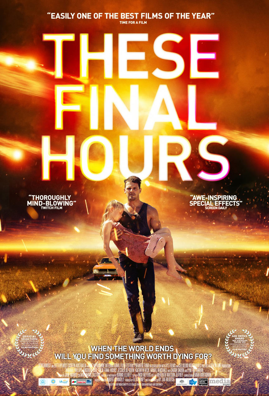 These Final Hours Poster #2