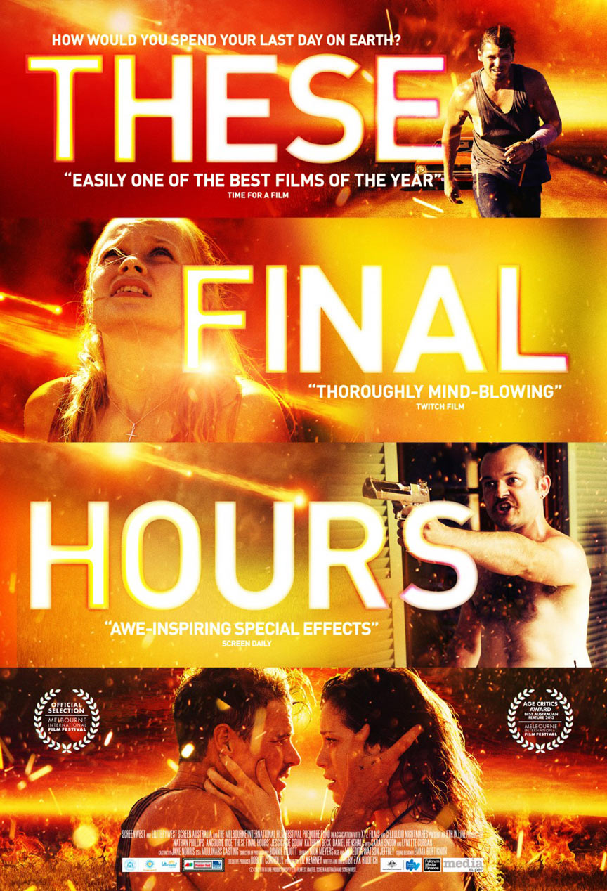 These Final Hours Poster #3