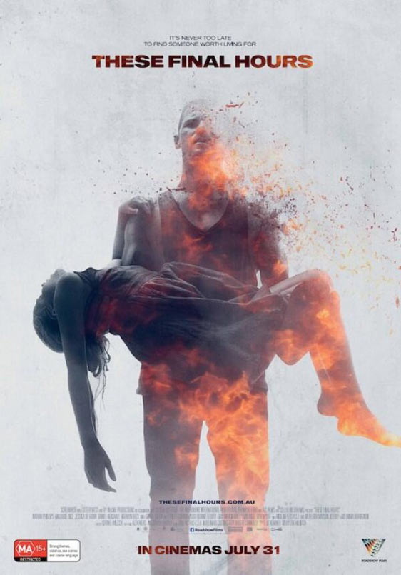 These Final Hours Poster #1
