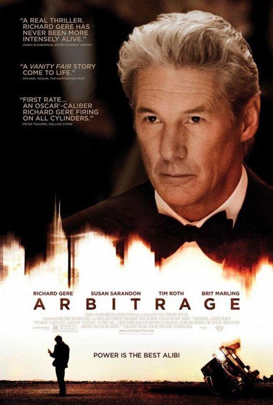 Arbitrage Poster #1