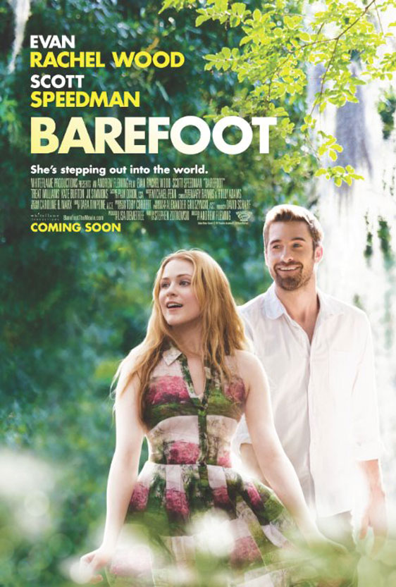 Barefoot Poster #1