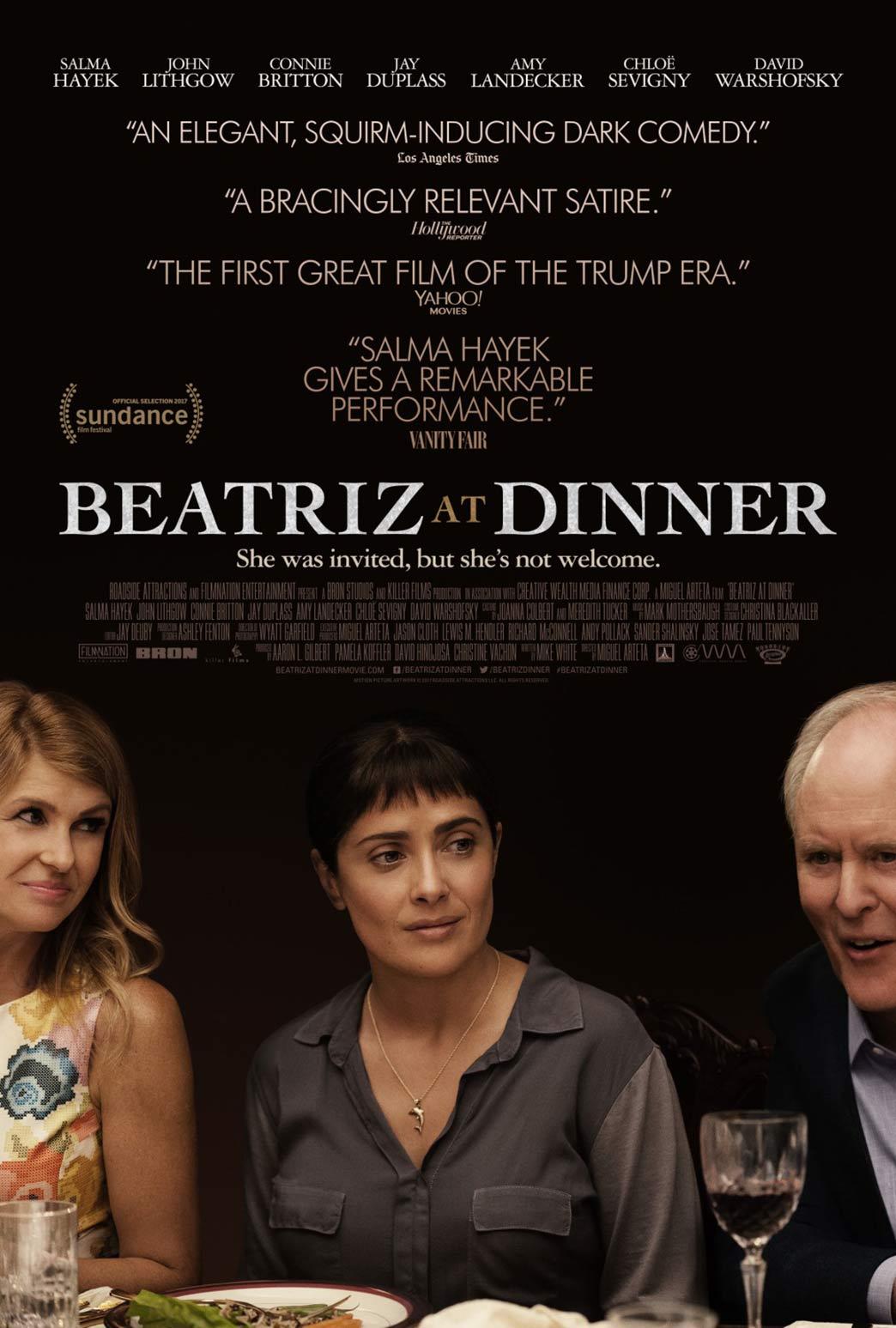 Beatriz at Dinner Poster #1