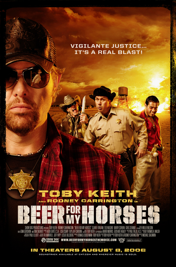Beer for My Horses Poster #1