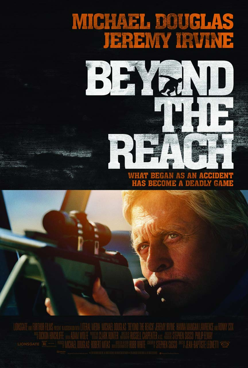 Beyond The Reach Poster #1