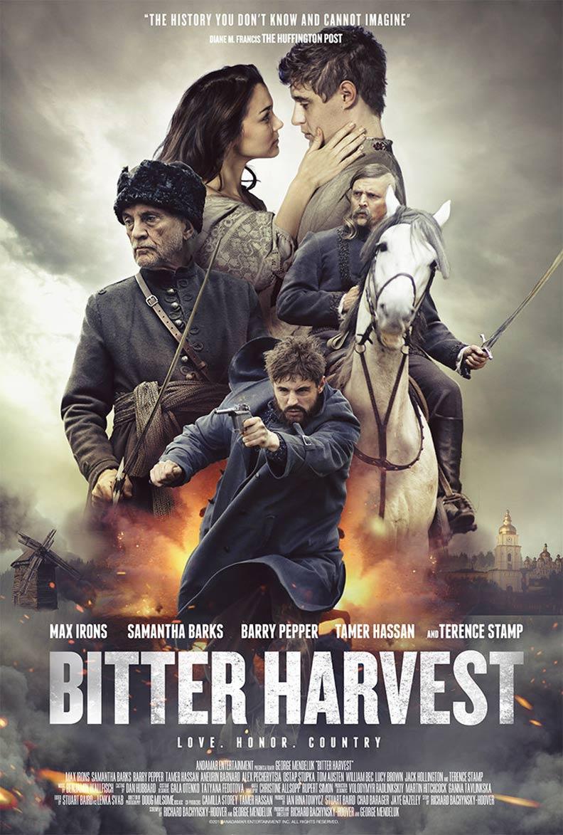 Bitter Harvest Poster #1