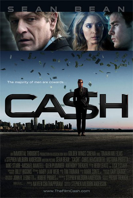 Ca$h Poster #1