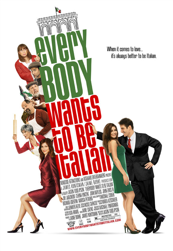 Everybody Wants to Be Italian Poster #1