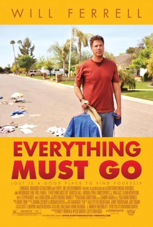 Everything Must Go Poster #2