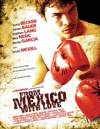 From Mexico with Love Poster #1