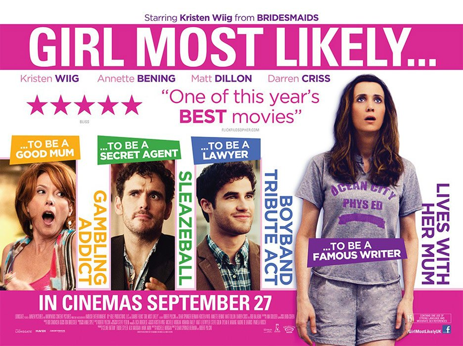 Girl Most Likely (Imogene) Poster #4