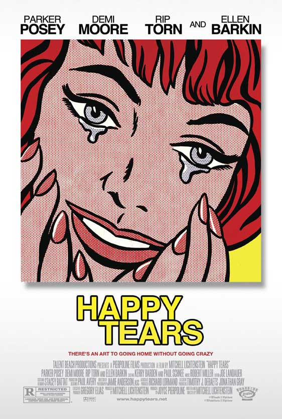 Happy Tears Poster #1