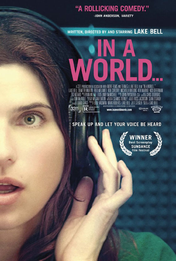In a World... Poster #1